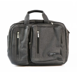 MULTI-FUNCTIONAL LAPTOP MESSENGER BAG